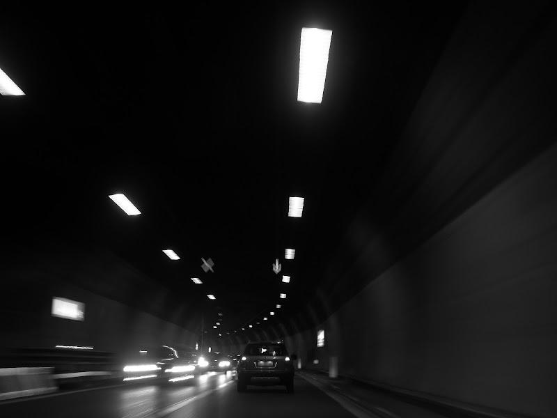 dentro al tunnel di stegro