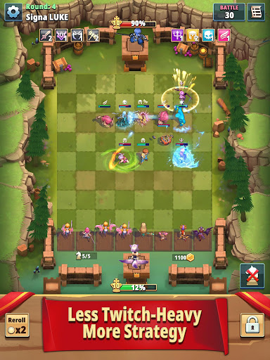 Auto Chess Legends screenshot 6