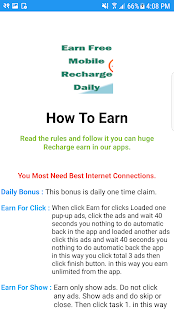 Earn Free Recharge Nepal - náhled