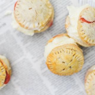 Strawberry Pie Ice Cream Sandwiches