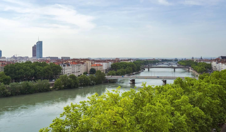 Appartement avec terrasse Lyon 4ème