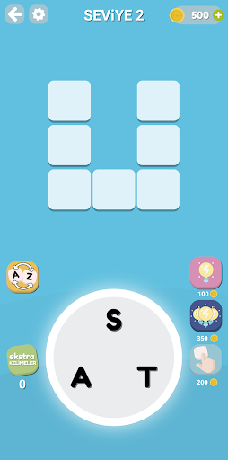 Freek Words - Word Connect Puzzle screenshot 2
