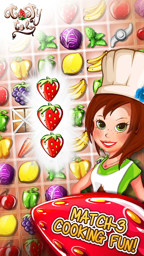 Tasty Tale: puzzle cooking game apkpoly screenshots 4