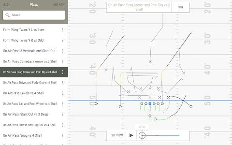 GoArmy Edge Football screenshot 3