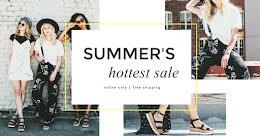 Summer's Hottest Sale - Photo Collage item