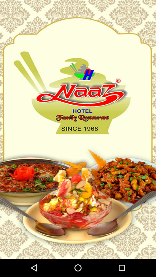 Naaz Restaurant- screenshot