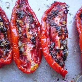 Home-Made Sun-Dried Tomatoes