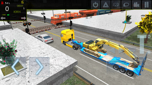 Truck Driving Simulator 2020 1.26 de.gamequotes.net 1