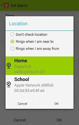 android Clever Alarm Screenshot 3