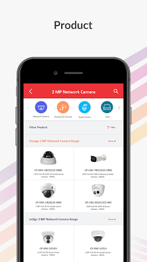 CP Plus Showcase screenshot 3