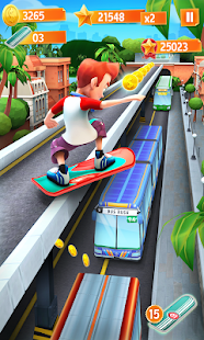 [Download Bus Rush for PC] Screenshot 1