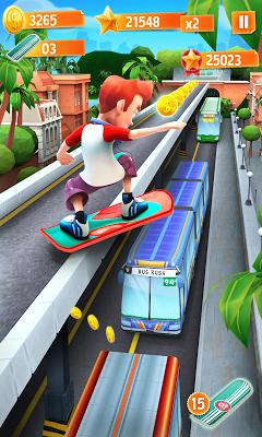 Bus Rush - screenshot