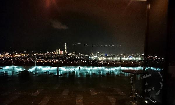 INGE'S Bar&Grill 萬豪酒店的高空酒吧,看的到松山機場飛機起降、信義區101夜景