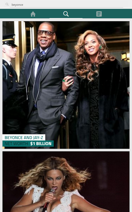 Celebrity Net Worth- screenshot