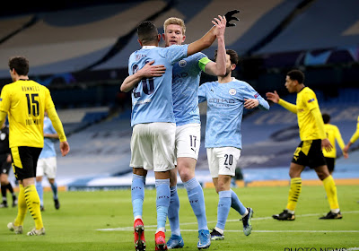 Ligue des Champions: City face à son plafond