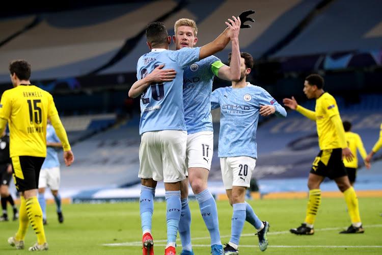 "Kevin De Bruyne a brillé contre Dortmund : ""Mais nous aurions dû marquer plus"""