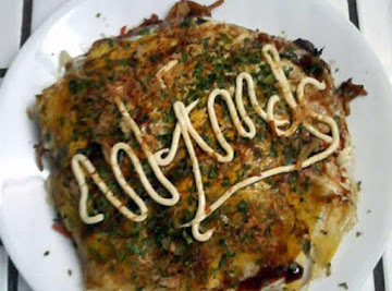 Hiroshima-style Okonomiyaki Recipe