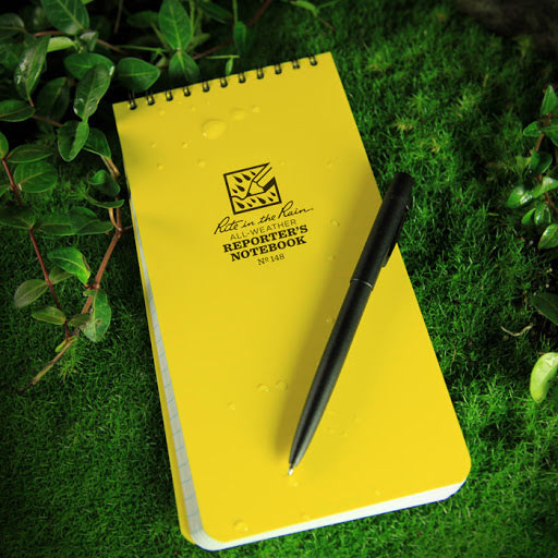 Waterproof Notebooks by Rite in the Rain