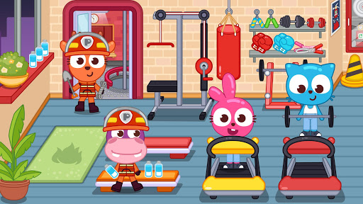 Papo Town Fire Department screenshot 9
