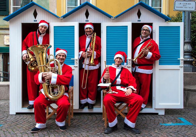 I Babbi Natale in vacanza al mare di BBB
