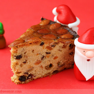 Not Quite a Fruitcake