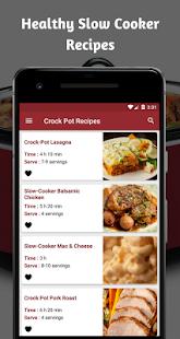 Crock Pot Recipes : Tasty Crockpot Recipe App