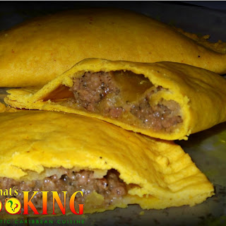 Jamaican Patties.