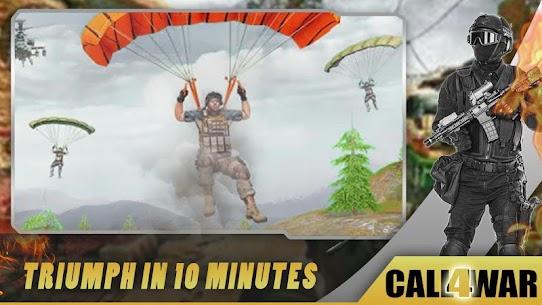 Call of Free WW Sniper Fire Duty For War MOD | DUMB ENEMY | GOD MODE | NO ADS 4