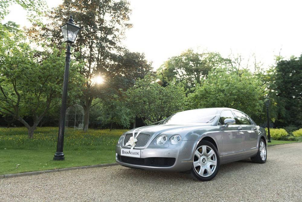 Bentley Flying Spur Hire Cambridge