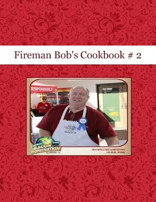 Fireman Bob's Cookbook # 2