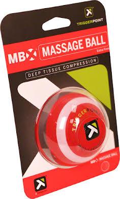 "Trigger Point MBX Massage Ball, 2.5"" diameter, Black/Red alternate image 0"