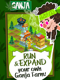 Ganja Farmer – Weed empire  Apk Download For Android and Iphone 5