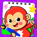 Kids Drawing Book icon