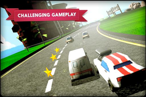 Toon Villa Racing Madness 3D