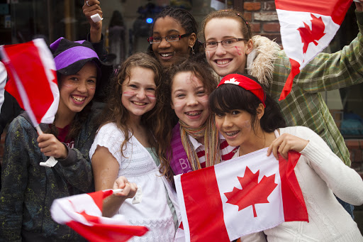 Victoria-Canadian-celebration.jpg - Join the celebration for Canada Day in Victoria, British Columbia, on July 1st.