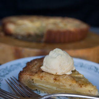 Brown Butter Apple Tart + A Sweet Tart Dough