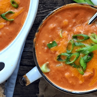 Crockpot Pumpkin Chili.