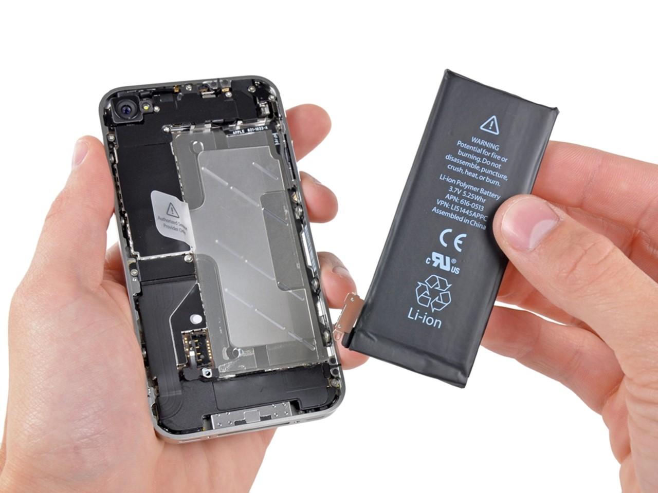 Xử lý nhanh các vấn đề về Pin điện thoại