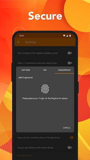 Simple Gallery - Photo and Video Manager &u00a0Editor 5.2.2 Screenshots 3