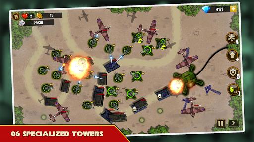 Tower Defense: Toy War apktram screenshots 2