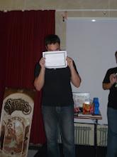 Photo: Entrega de diplomas a socios
