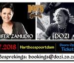 Dozi and Jennifer Zamudio - Dozis Back To The Roots : Dozi's Back to the Roots