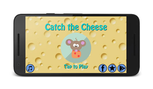 Catch The Cheese Game- screenshot thumbnail