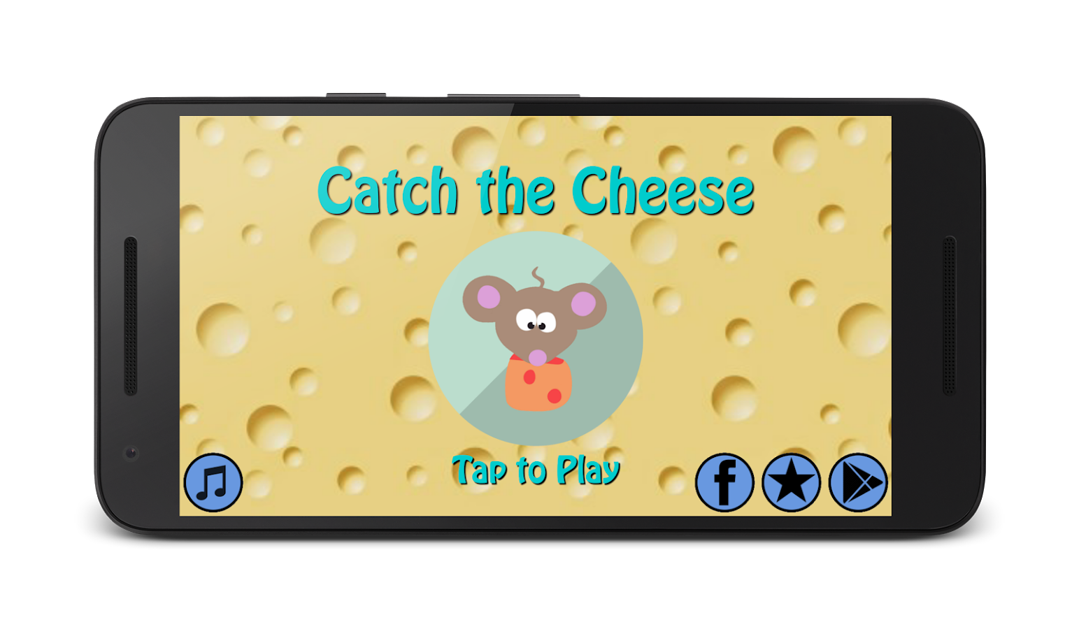 Catch The Cheese Game- screenshot