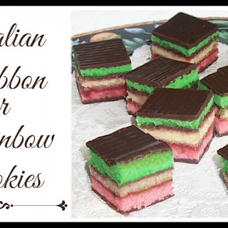 Italian Ribbon Cookies
