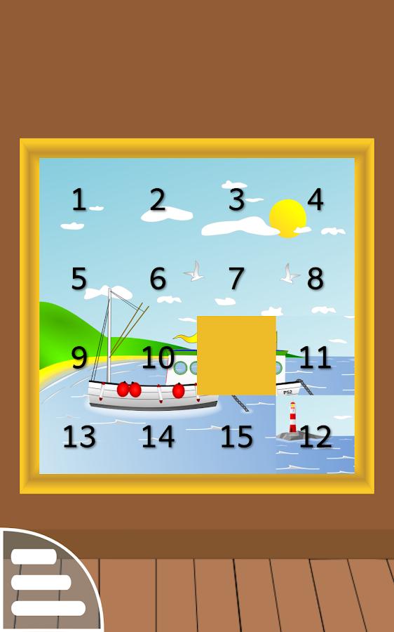 children educational game full screenshot