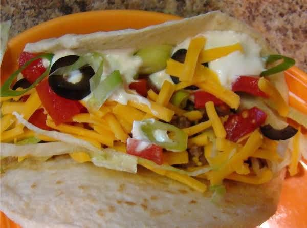 Flatbread Tacos