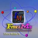 FisikaMu SMA X icon