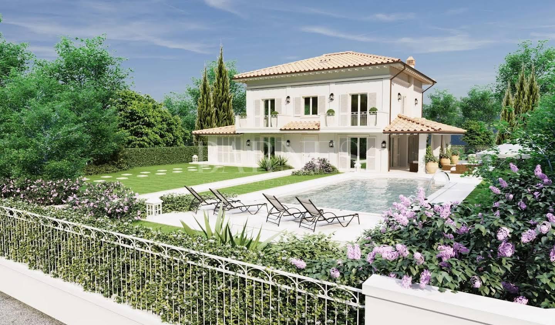 Villa avec piscine et jardin Forte dei Marmi