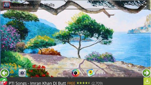 Nice 4U Abstract Walls